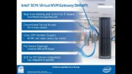 Intel® DCM: Virtual KVM Gateway