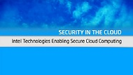 Cloud Security: Built from the Ground Up